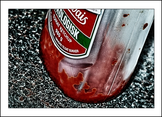 Playing Ketchup